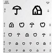 Eye Charts For Children  Visionary Eyecares Blog The Journal