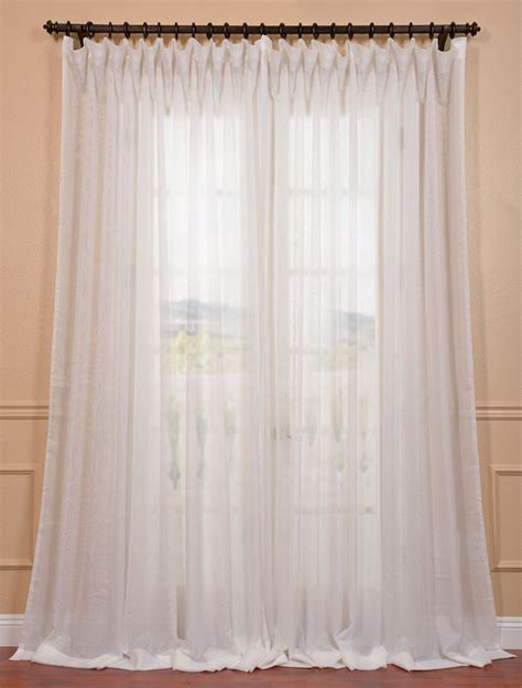 wide width sheer curtains 1000 ideas about white sheer curtains on pinterest