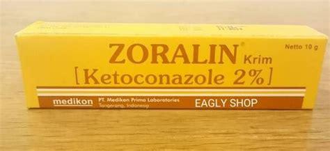 manfaat obat zoralin ketoconazole tablet manfaat co id