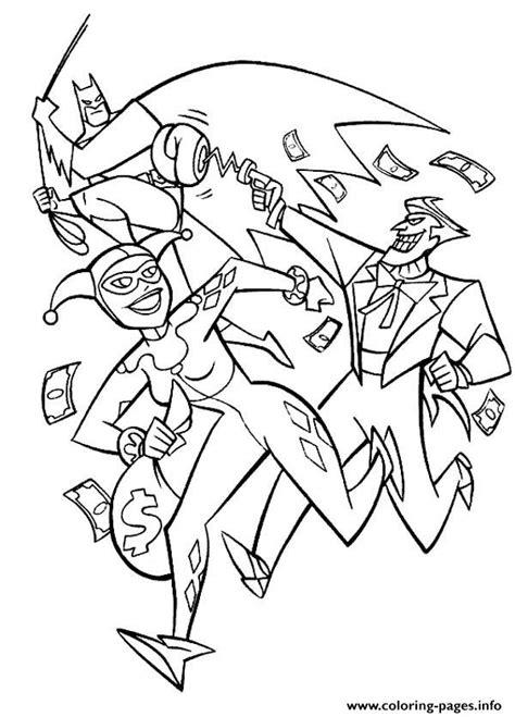 harley quinn and joker coloring pages batman joker together harley quinn coloring pages printable