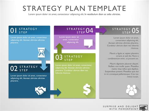 sales strategy powerpoint templates backgrounds presentation