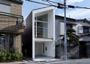 small home design japan small house makes the most of a narrow lot
