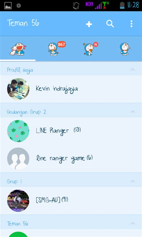 line themes doraemon download download tema line doraemon sharing about all computer