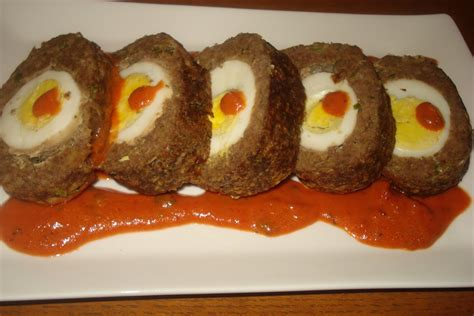 rice and coconut hard boil egg meatloaf and my second award