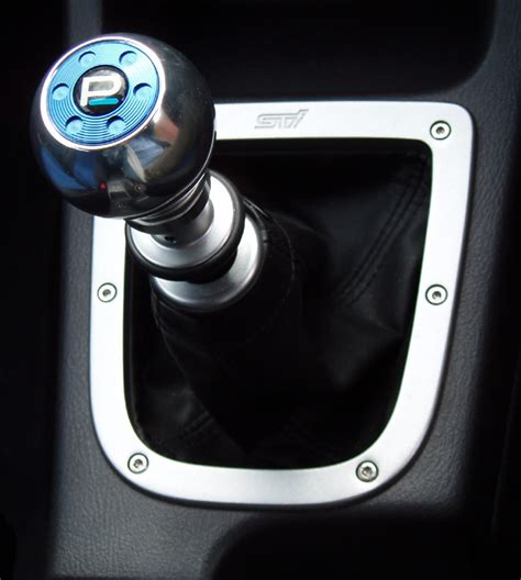 Prodrive Shift Knob by Interior What Shift Knob Belongs On The Sti Page 4