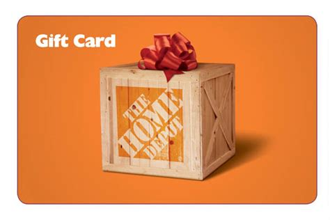 check balance on home depot gift card in your gift