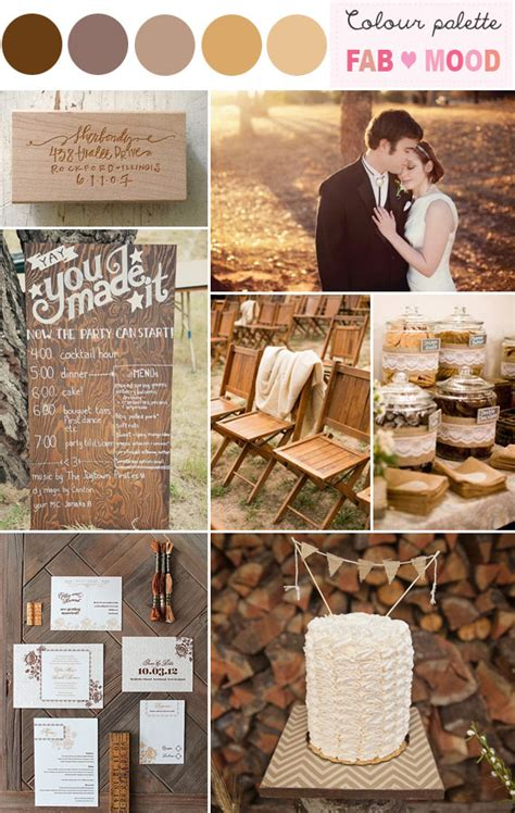 rustic color scheme rustic wedding color scheme rustic wedding color palettes