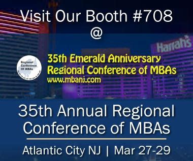 Mba Conference Atlantic City 2017 by Events Mts Software Solutions