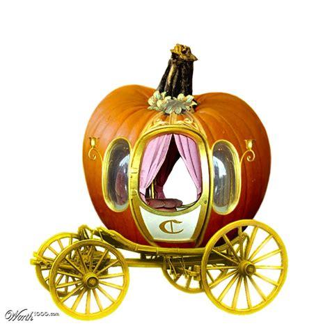 pumpkin carriage cinderellas coach worth1000 contests