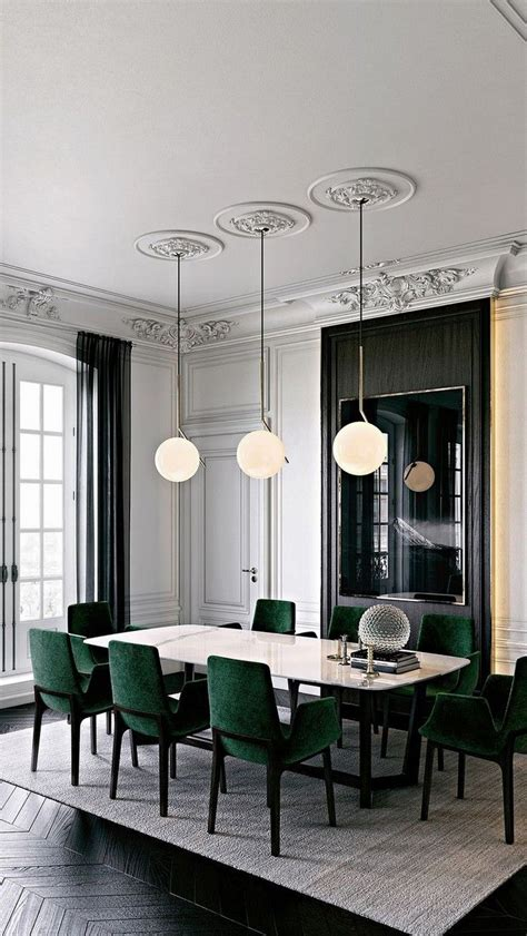 effortless chic interiors  modern french style