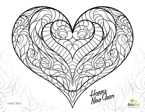 mandala coloring pages valentines 17 best images about colouring hearts