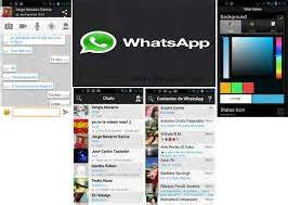themes for whatsapp plus apk download whatsapp plus apk for android with holo blogzamana