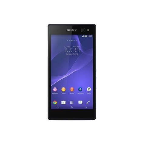 mobile phone with dual sim sony xperia c3 dual sim mobile phones
