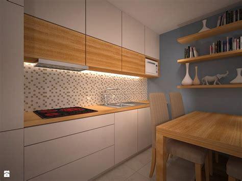 kuchnia styl nowoczesny redcubedesign pl małe wnętrza small interior pinterest