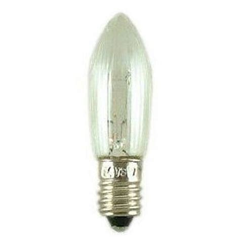 3 volt light bulb c2 3 watt 14 volt mes e10mm arch candle light bulb