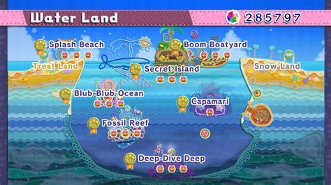 kirby 64 world map water land kirby wiki fandom powered by wikia