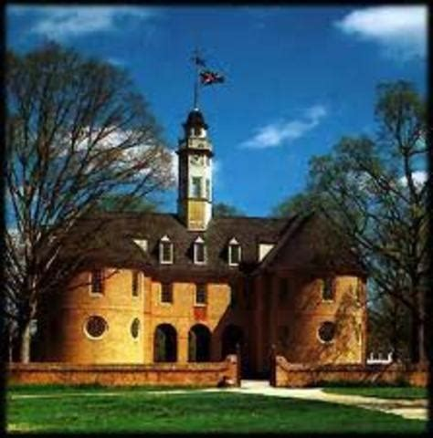 the virginia house of burgesses george washington timeline timetoast timelines