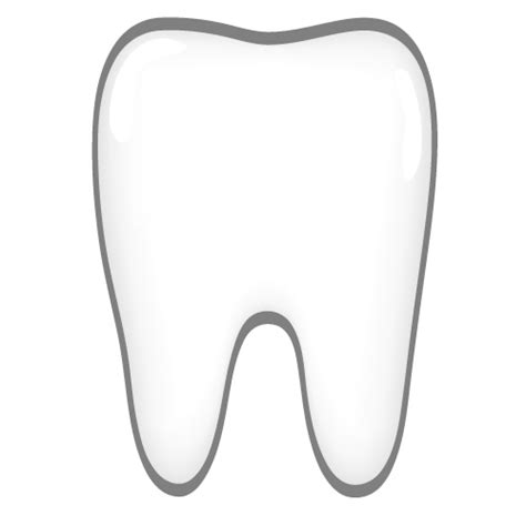 tooth clipart tooth outline clipart clipart suggest