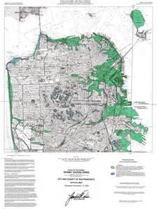 san francisco liquefaction map seismic hazard zones san francisco 2700x3600