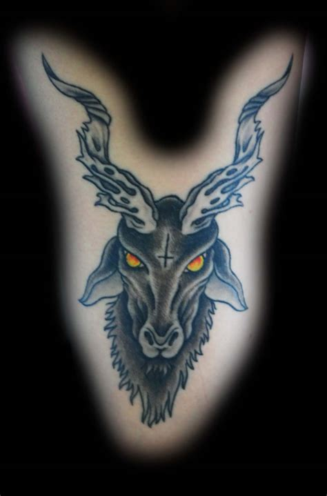 goat tattoo designs goat images designs