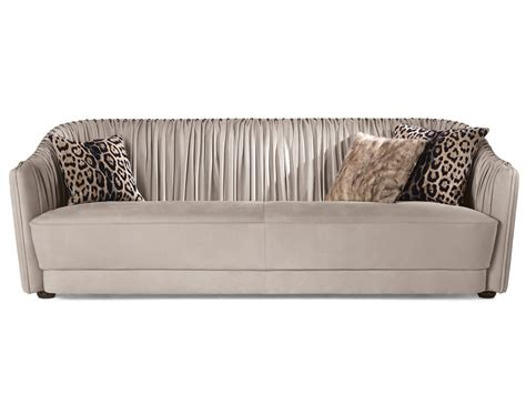 Nella Vetrina Sharpei Roberto Cavalli Home Modern Luxury Modern Luxury Sofa
