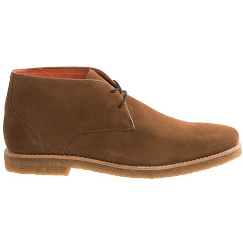 millar suede chukka boots for 9139a save 77