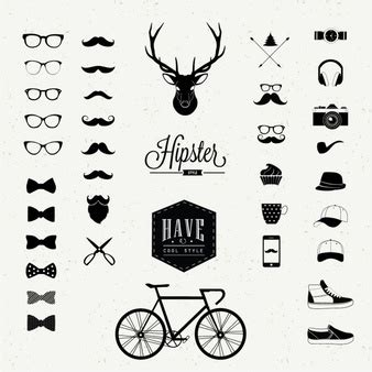 retro style pet icons set vector free download bow tie vectors photos and psd files free download