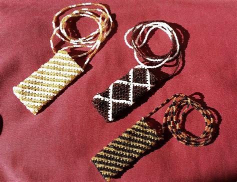 porta accendino porta accendino in perline gioielli collane di