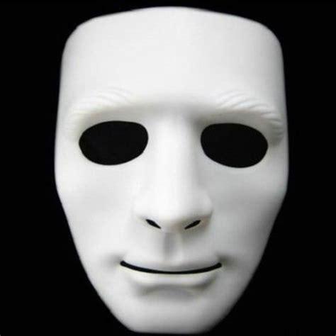 White Mud Mask Naturgo White Mask white mask costume prop toys novel masks masks in