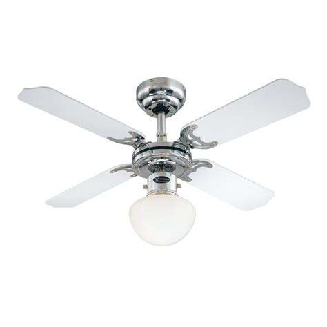 chrome ceiling fan with light westinghouse portland ambiance chrome ceiling fan with