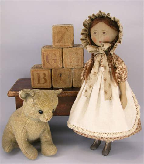 gails vintage doll patterns cloth dolls