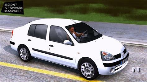 renault sedan 2006 renault clio symbol sedan 2006 enb top speed test