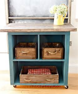 Rolling Kitchen Island Ideas by Hometalk Turn Old Bookshelf Into Rolling Kitchen Island