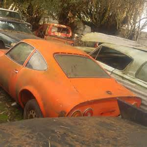 1973 Opel Gt Parts 1973 Buick Opel Gt Sports Car Parting Out Or Selling