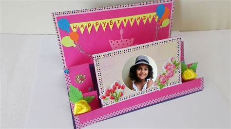 How To Make Handmade Gifts For Birthday - handmade gift ideas how to make diy pop up birthday