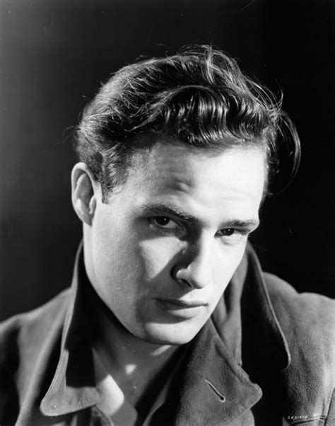 late actor marlon brando revealed to author he packed guns