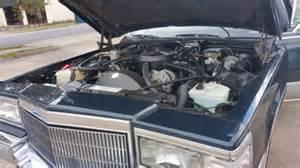 1990 Cadillac Engine 1990 Fleetwood Cadillac D Elegance Brougham Monarch Blue