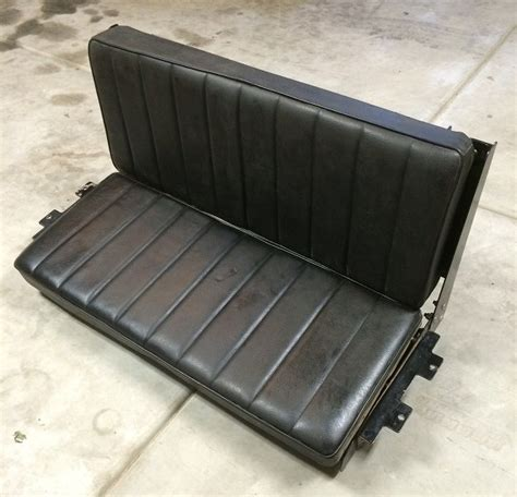 fj40 bench seat for sale fj40 rear bench seat by man a fre ih8mud forum