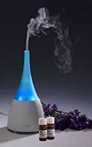 bliss aroma diffuser aqua air purifier humidifier air