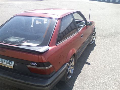 how cars engines work 1989 ford escort seat position control arins1989 s 1989 ford escort in bismarck nd