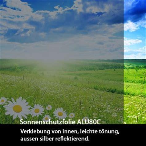 Sichtschutzfolie Fenster Zuschnitt by Zuschnitt Sonnenschutzfolie Alu80c