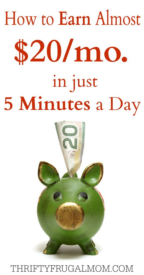 my bucks email how to earn almost 20 a month in just 5 minutes a day