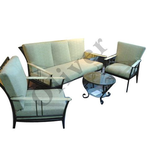 metal sofa set online gwalior sofa set oliver metal furniture online store