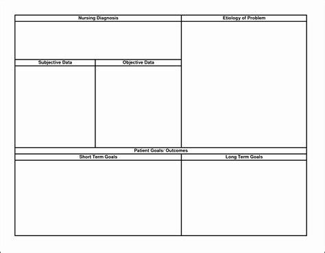 Career Map Template by 6 Nursing Career Map Templates Sletemplatess
