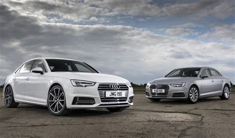 Audi A4 Options Price List by New Audi Black Edition For A4 Business Car Manager