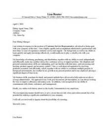Cover Letter For Customer Service by Cover Letter Of Customer Service Officer Stonewall Services