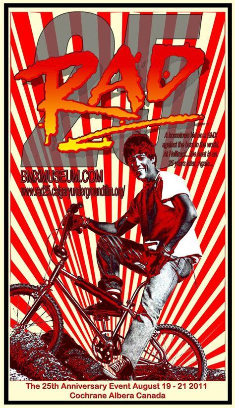 rad movie song rad movie poster bmx pinterest