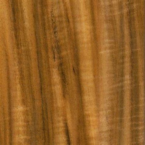 trafficmaster brown hickory 7 mm thick x 8 1 32 in