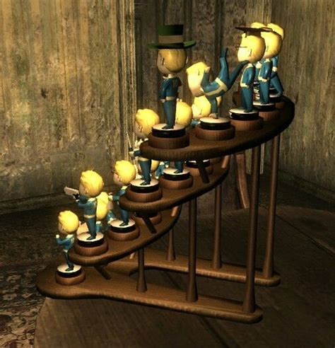 fallout 3 bobblehead stand 17 best images about a house a home on