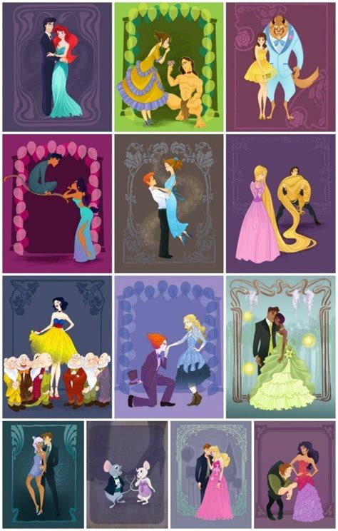 this couple really really loves disney 139 best images about disney princess couples on